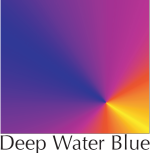Deep Water Blue